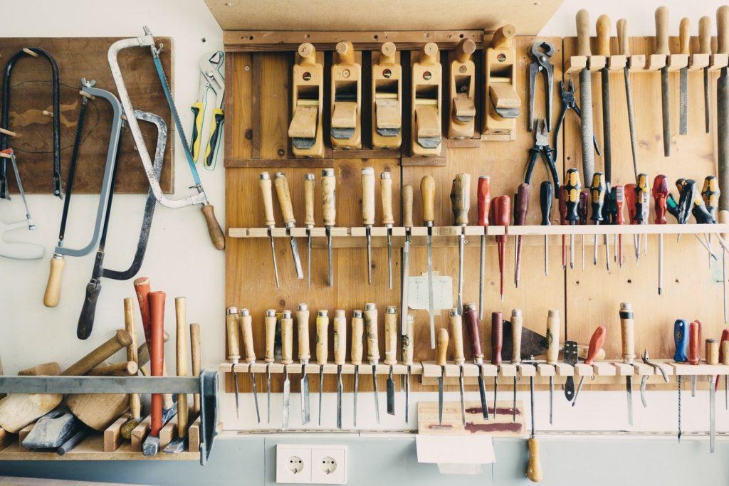 Idée de Bricolage avec du bois