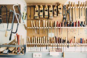 réparer sa porte de garage