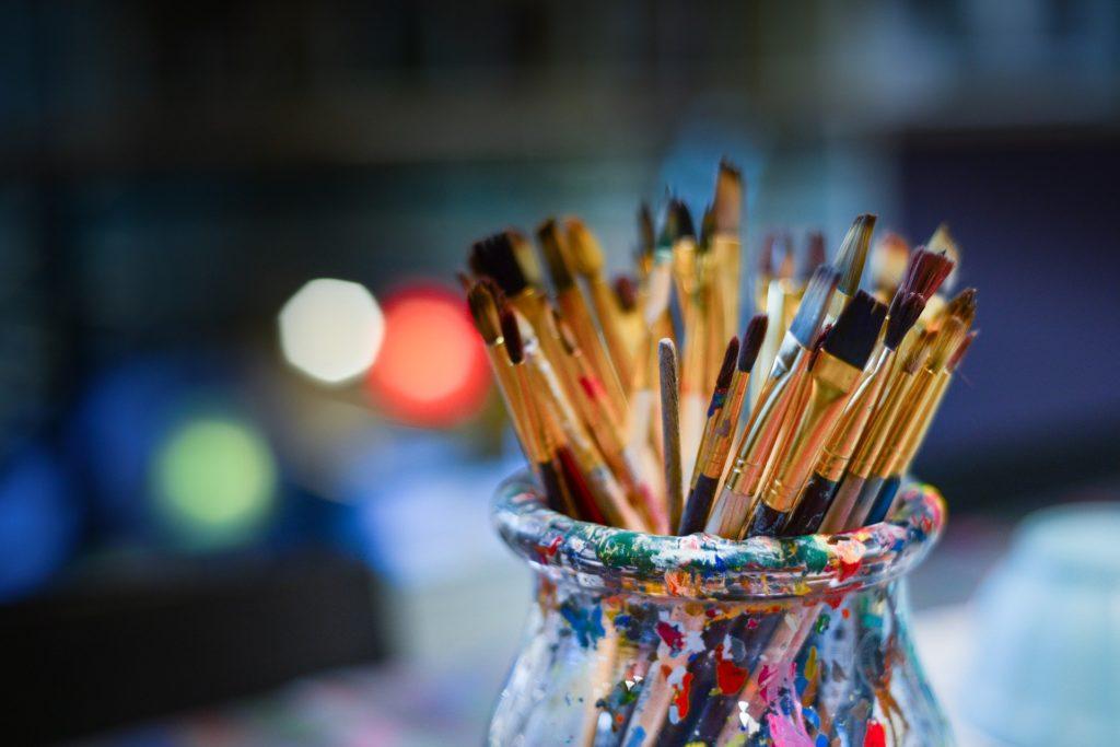 pinceau pour bricoler rapide facile et utile