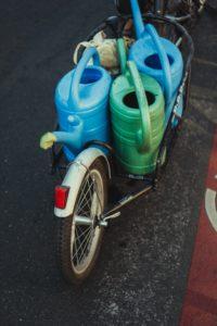 fabriquer remorque vélo