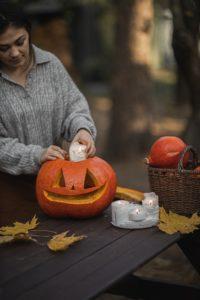 décoration Halloween DIY