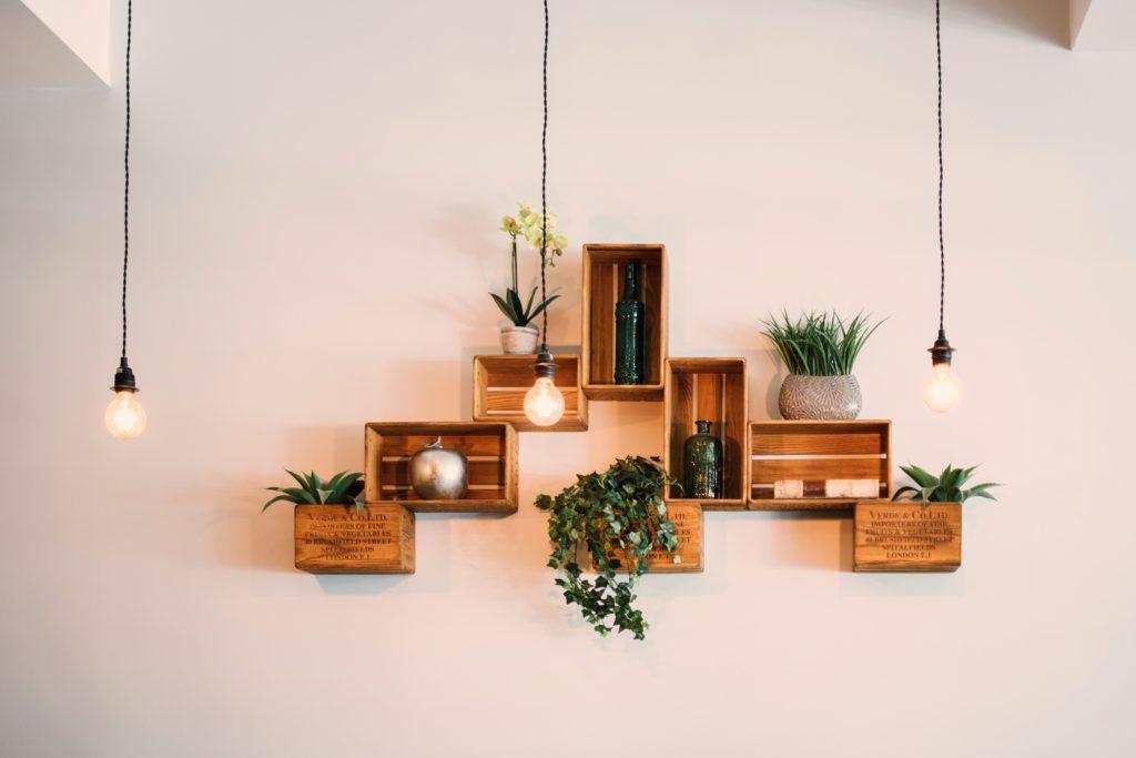 5 DIY de bricolage de décoration facile